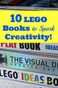 10 Awesome LEGO Books to Spark Creativity!