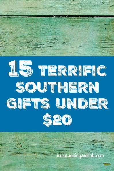 15 Terrific Southern Gifts Under $20