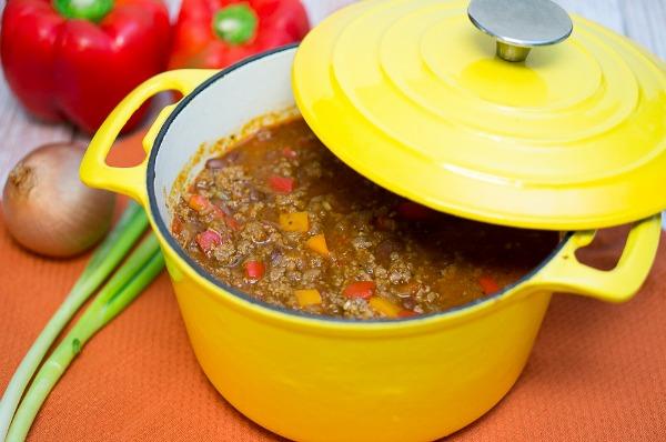 Chili Recipe Dutch Oven