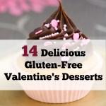 14 Delicious Gluten Free Valentines Desserts