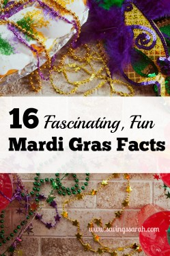 16 Fascinating, Fun Mardi Gras Facts