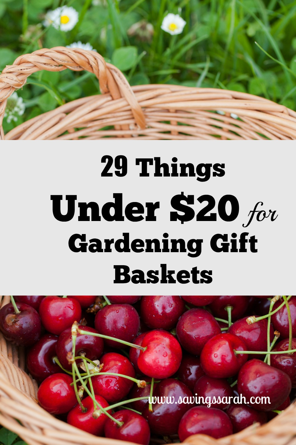 29 Clever Things Under 20 For Gardening Gift Baskets Earning