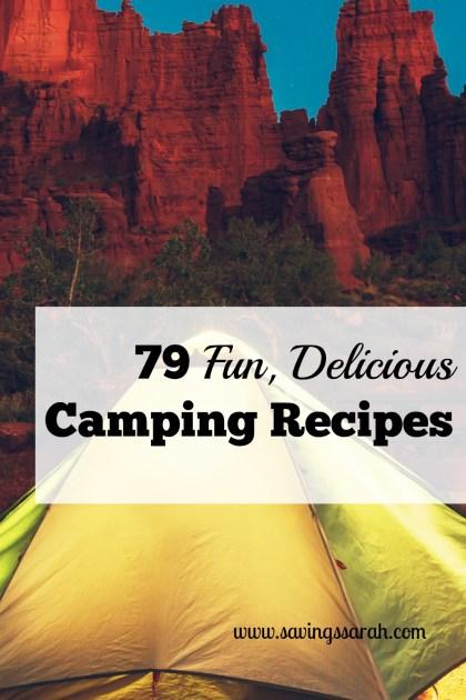 79 Fun, Delicious Camping Recipes