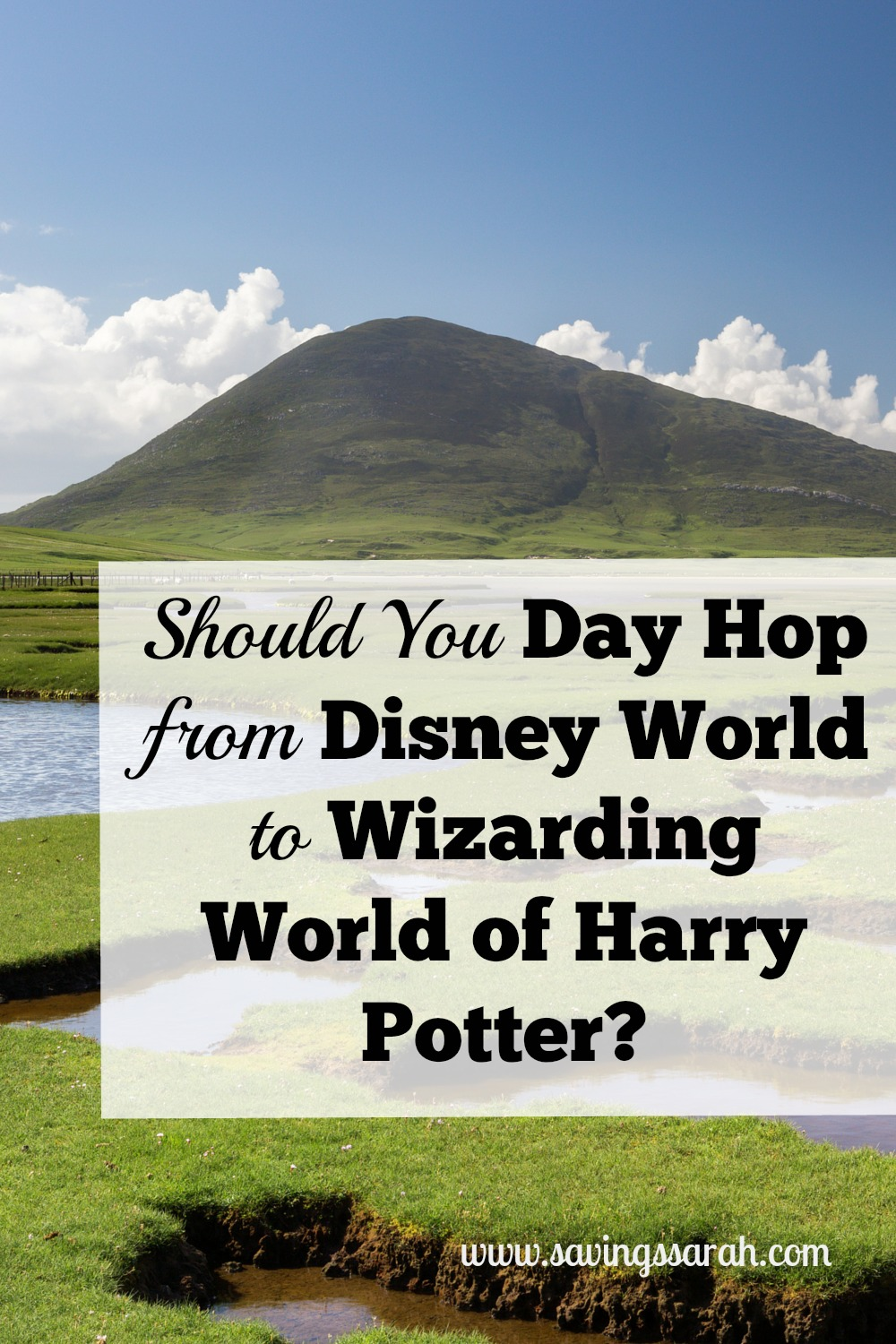 should you one day hop to wizarding world harry potter