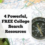 4 Powerful Free College Search Resources
