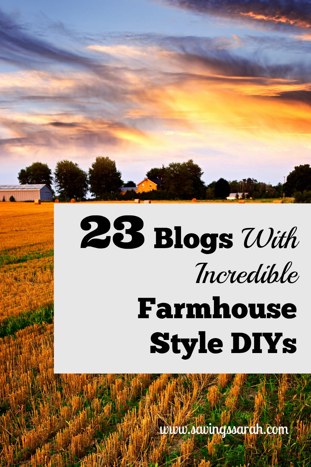 23 Blogs with Incredible Farmhouse Style DIYs - Earning and ...