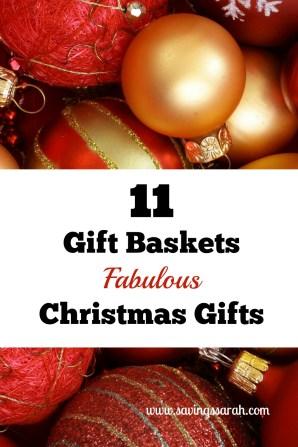 11 Gift Baskets That Make Fabulous Gifts