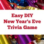 New Years Eve Party Trivia Game