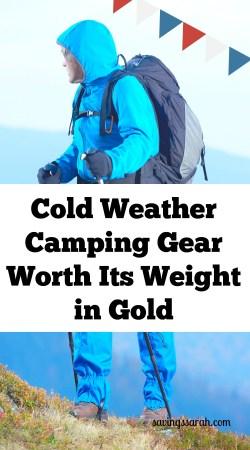 Cold Weather Camping Gear Worth Its Weight In Gold