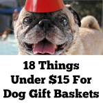 18 Things Under $15 For Dog Gift Baskets