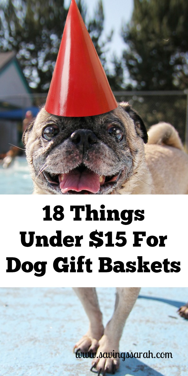 18 Things Under 15 To Put In Dog Gift Baskets Earning And