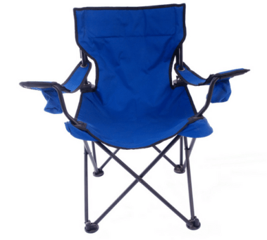 How to Clean Camping Chair
