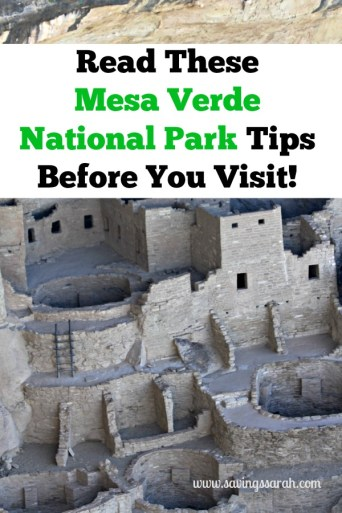 Mesa Verde National Park Tips Before You Visit