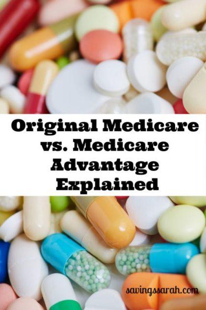 Original Medicare vs. Medicare Advantage Explained