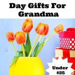 16 Mother's Day Gifts For Grandma Under $25