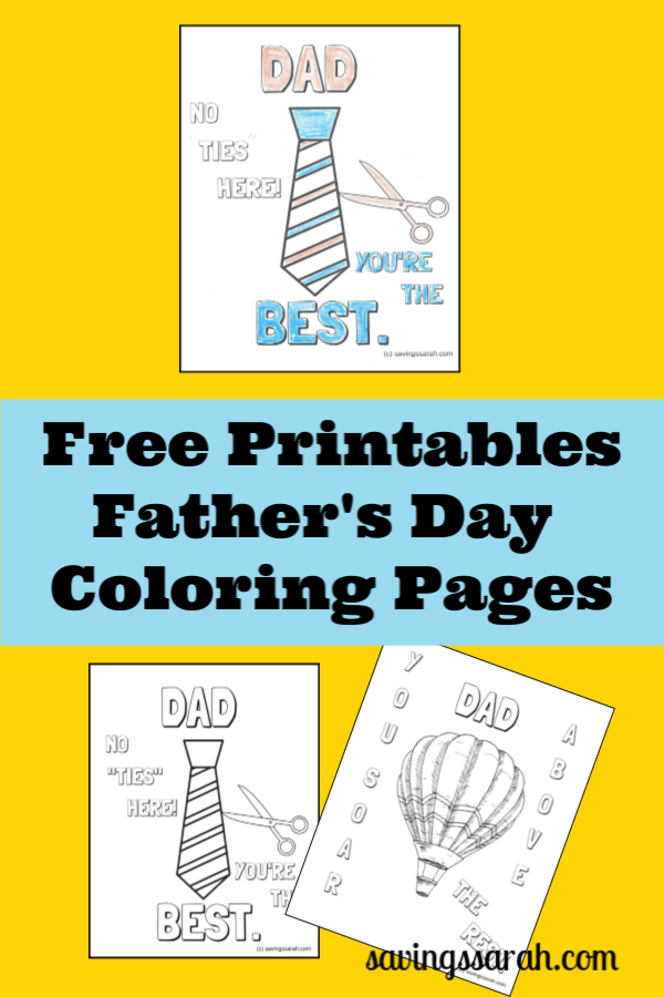 Happy Father's Day 2016 Coloring Pages Sheets Printables Free ... | 900x600