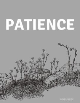 Wall Art Printable-Patience