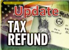IRS Tax Refund Update Status