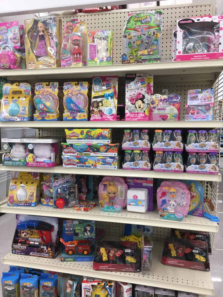 toys on sale at big lots