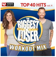 FREE The Biggest Loser Workout Mix – Top 40 Hits Volume 4