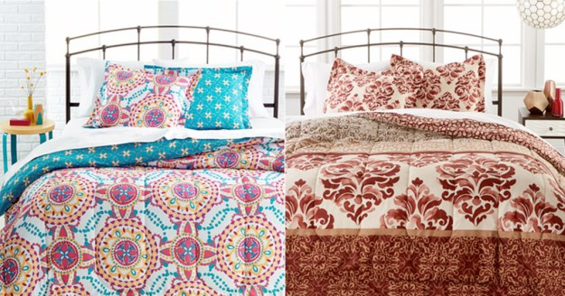 Macys Com 3 Piece Comforter Sets As Low As 17 82 Twin Or Full Queen Size Saving With Candy