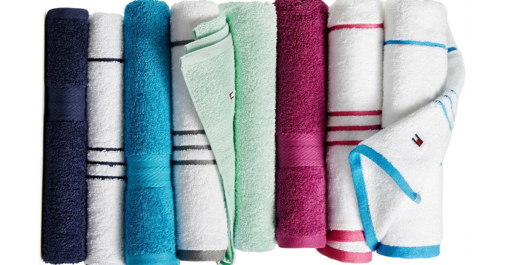 75 Off Tommy Hilfiger Bath Towels At Macy S Saving With Candy