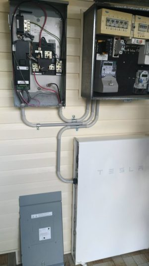 Tesla Powerwall 2 Install Process Archives  Saving with Solar