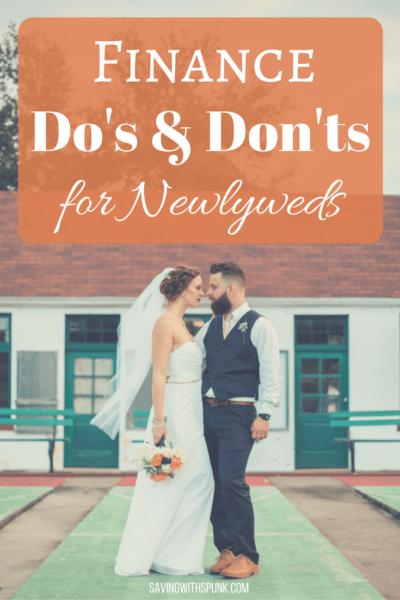 Finance for Newlyweds