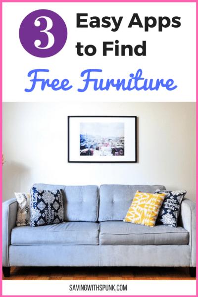Find Free Furniture