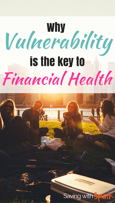 Vulnerability is Financial Health