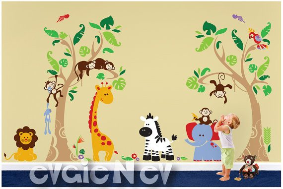 Wall Decals From Evgie