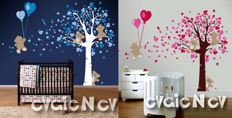 $150 to EvgieNev Wall Decals
