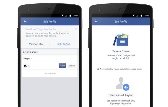 Facebook-break