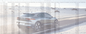 Google Sheets: Jaguar InControl Trip Data Cover Image