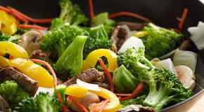 Priprema jednostavnog zaprženog povrća