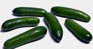 zeleni krastavci