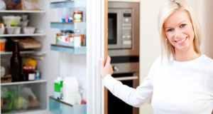 čist hladnjak