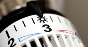 namještanje temperature na radijatoru