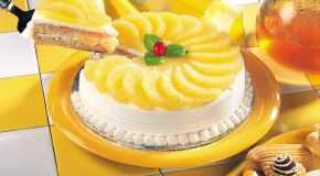 Voćna torta od ananasa