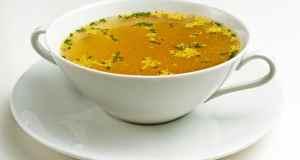 goveđa bistra juha
