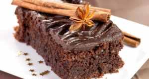 kolač od čokolade i naranče