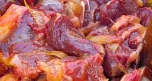 pirjano meso