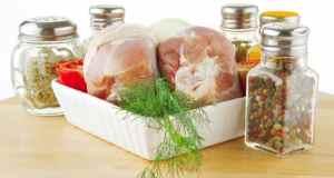 začini s mesom