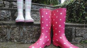 Gumene čizme – popularne Wellingtonke
