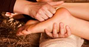masaža nogu