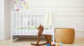 Ideje za uređenje dječje sobe