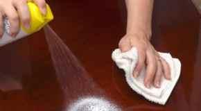 Održavanje i čišćenje namještaja