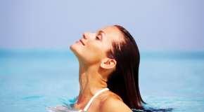 Djelovanje morske vode na vašu kožu