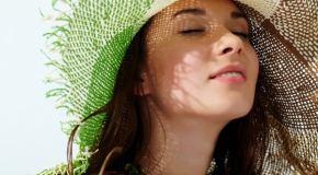 Zaštitite kosu na suncu