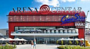 Arena Centar, centar kupovine u Zagrebu